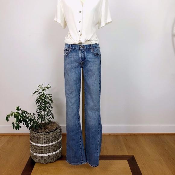 Lucky Brand Denim - Lucky Brand Jeans, Dungaree's in Sundown Straight
